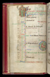 April, in the 'Shaftesbury Psalter'